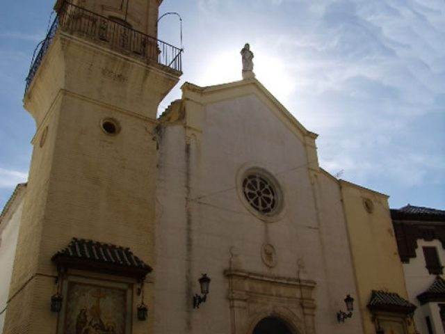 La Purificación parish chapel
