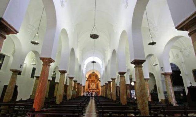Église d'Asunción y Ángeles