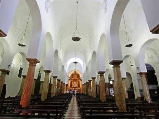 Iglesia de la Asunción y Angeles