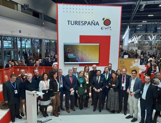 Presentada la Red Europea de Celebraciones de Semana Santa y Pascua en FITUR