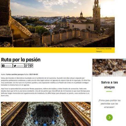 Ruta por la pasión. National Geographic en Español