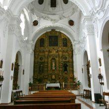San Juan de Dios hospital and church