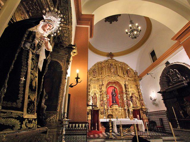 San Bartolomé Chapel