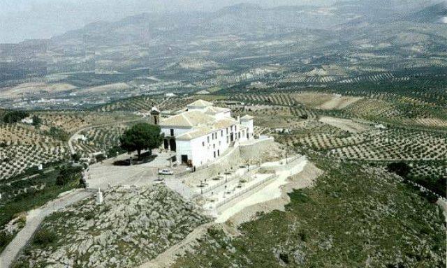 Sanctuaire de la Virgen de Araceli