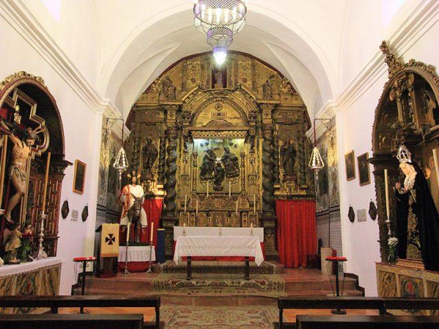 Chapelle de la Santísima Trinidad