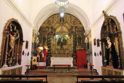 Capilla de la Santísima Trinidad